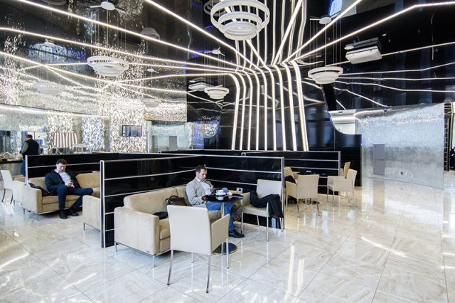 Business Lounge Пулково