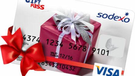 Подарочная карта Gift Pass: приятный подарок