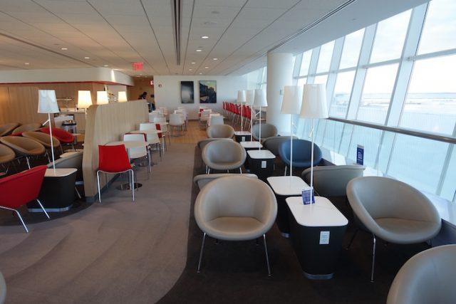 Air France Lounge Нью-Йорк