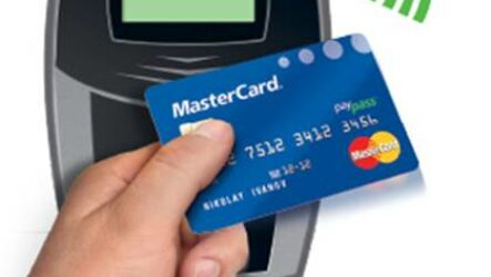 Бесконтактная банковская карта: как платить PayPass и payWave