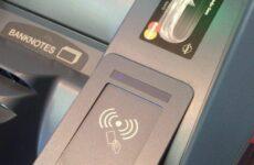 Бесконтактный банкомат: быстрое и удобное обслуживание