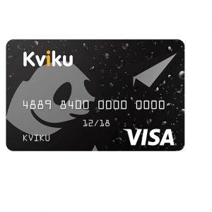 Виртуальная кредитная карта Kviku (Квику): мгновенная выдача, быстрое оформление