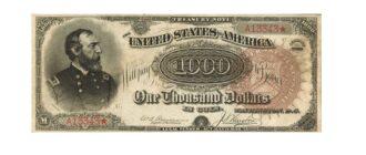 Самая дорогая банкнота в мире