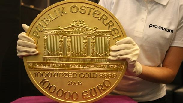 Монета Большой Фил