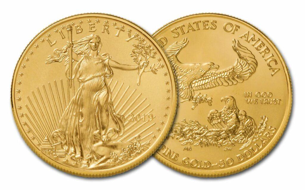 Золотой американский Орел