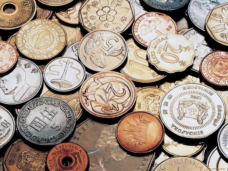 Самые необычные монеты в мире