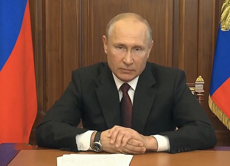 Новые меры поддержки от Путина