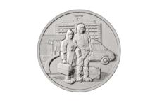 Банк России выпустил 25-рублевые монеты в честь медиков